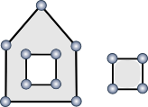 Pictorial Representation of a MultiPolygon